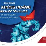 """Buổi chia sẻ """"Vượt khủng hoảng với chiến lược tối ưu hóa"""" - Trainer Nga Phạm"""